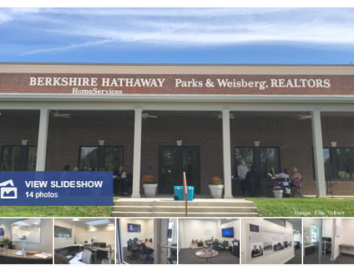 New headquarters for Parks & Weisberg Realstons